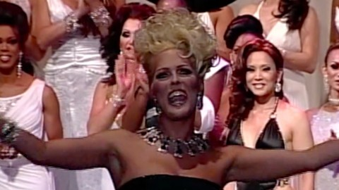 Mimi Marks won Miss Continental in the 1990s