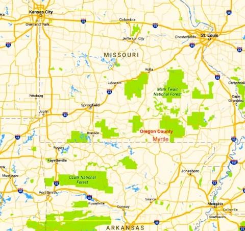 myrtle map